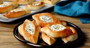 فطيرة الجبن والنعناع