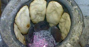 ابداعي في خبز التنور الميف