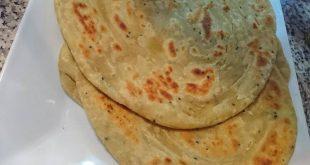 الخبز الملوح اليمني بالصور